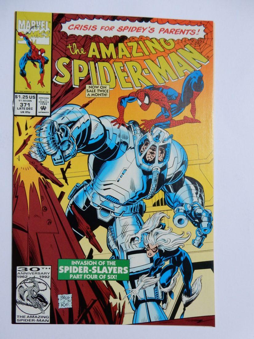 Amazing Spider-Man #371