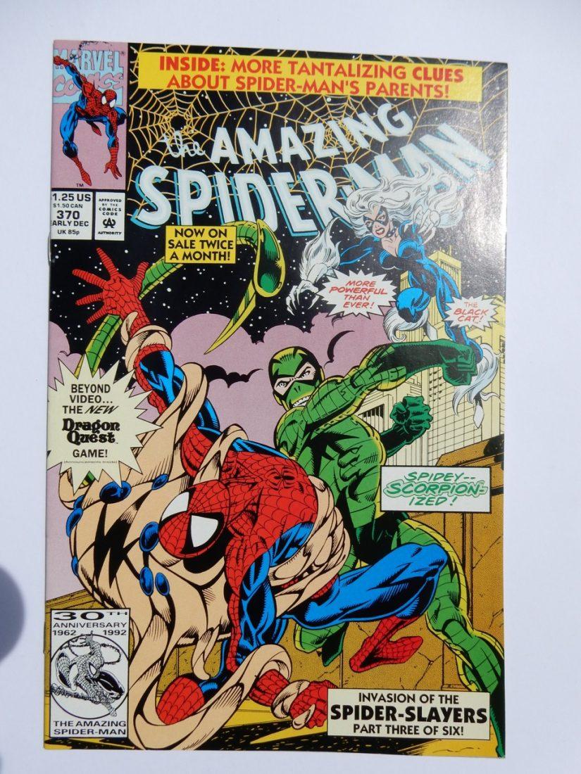 Amazing Spider-Man #370