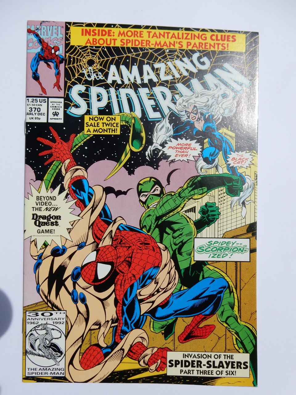Amazing Spider-Man #370
