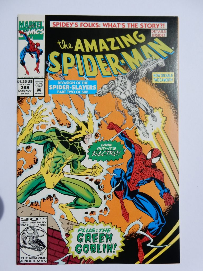 Amazing Spider-Man #369