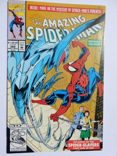 Amazing Spider-Man #368