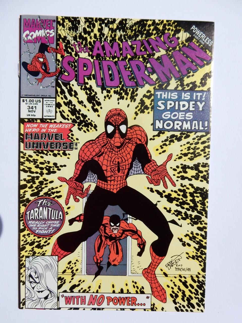 Amazing Spider-Man #341