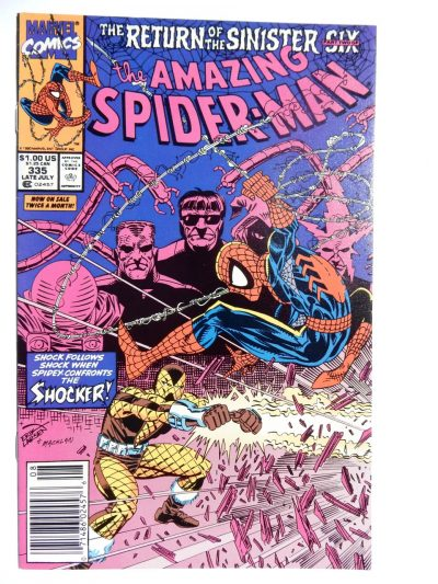 Amazing Spider-Man #335