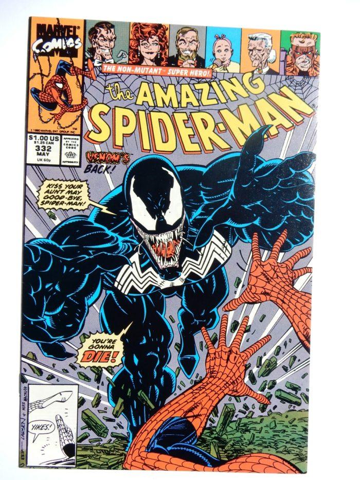 Amazing Spider-Man #332