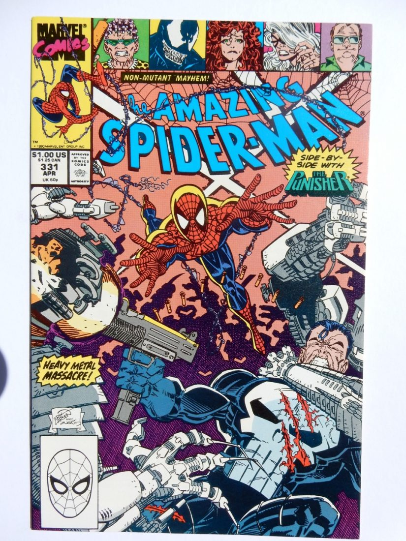 Amazing Spider-Man #331