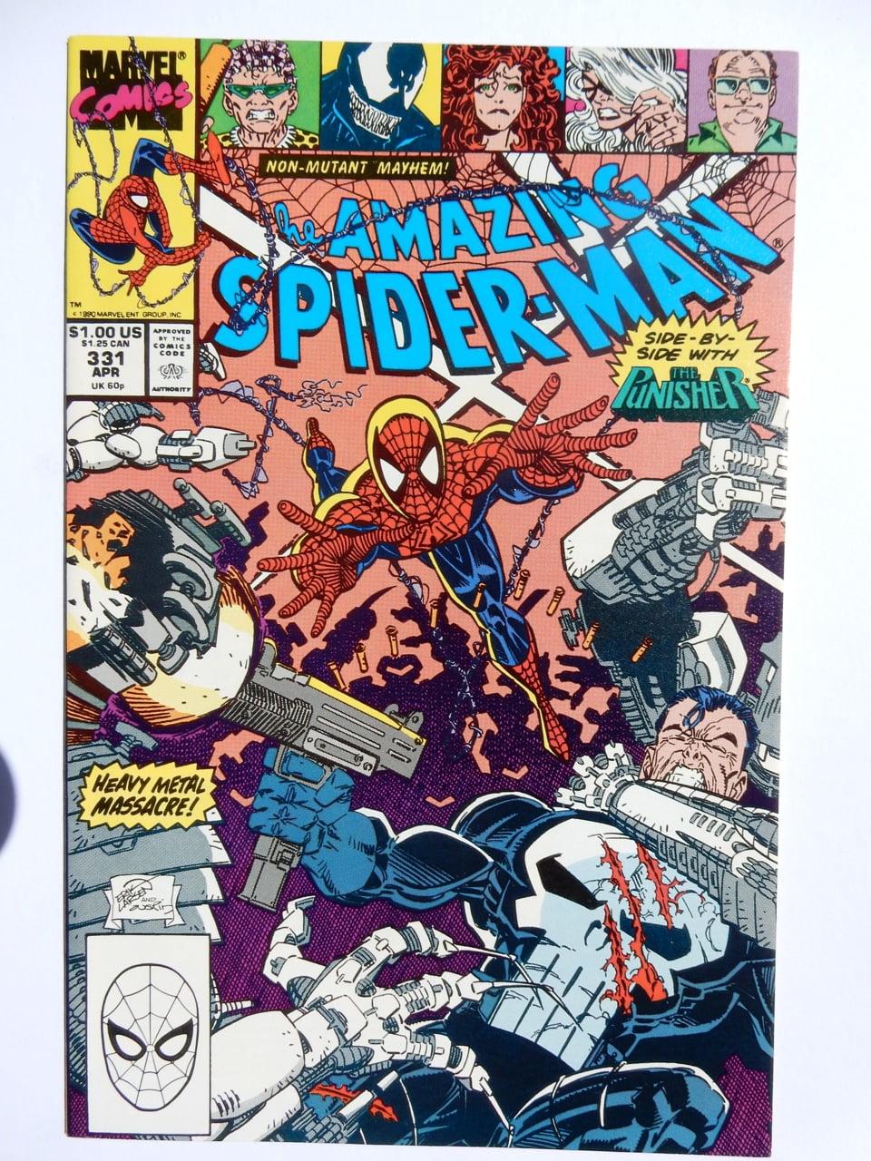 Amazing Spider-Man #331