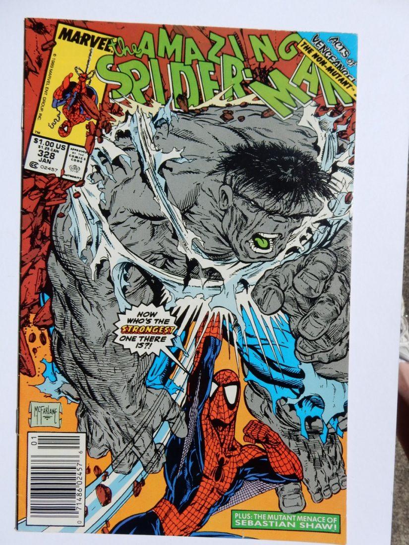 Amazing Spider-Man #328