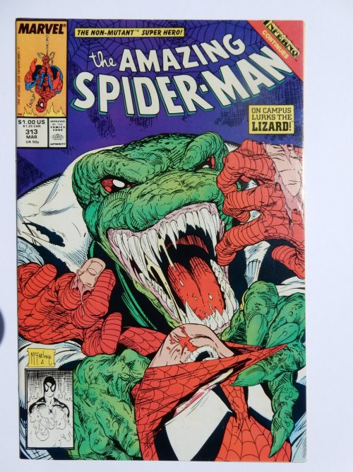 Amazing Spider-Man #313