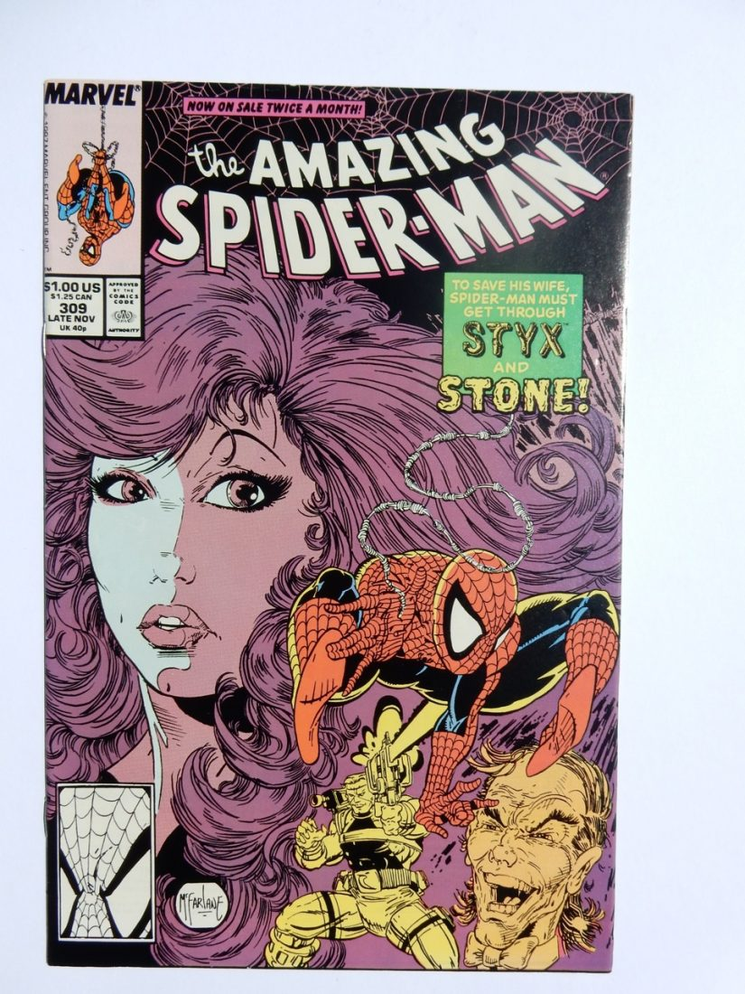 Amazing Spider-Man #309