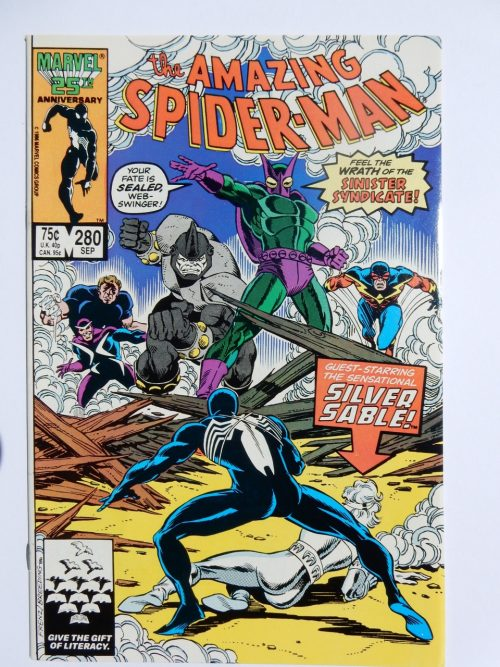 Amazing Spider-Man #280
