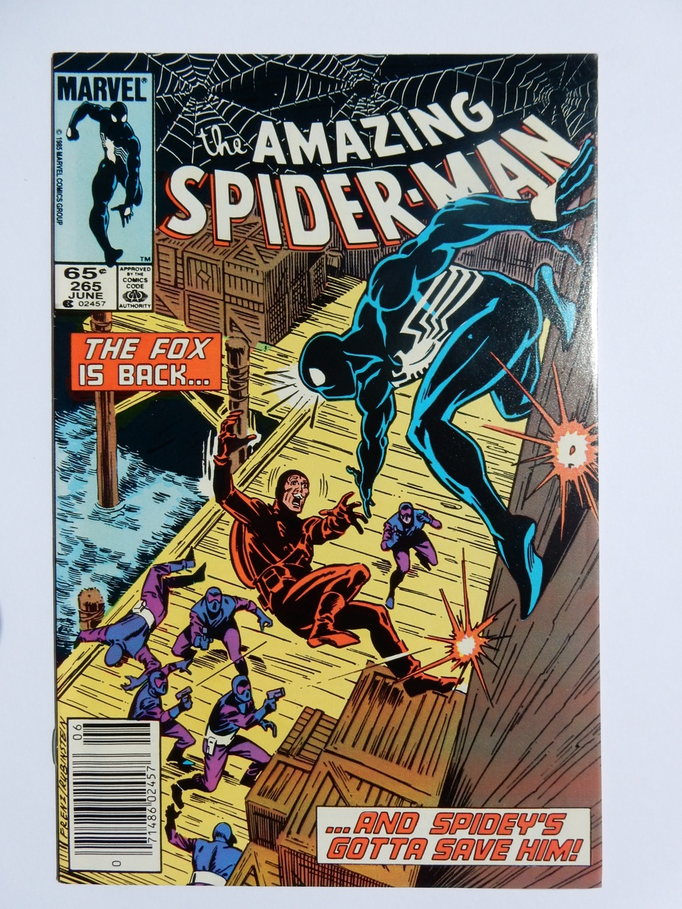 Amazing Spider-Man #265