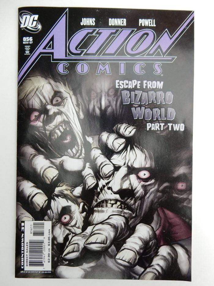 Action Comics #856