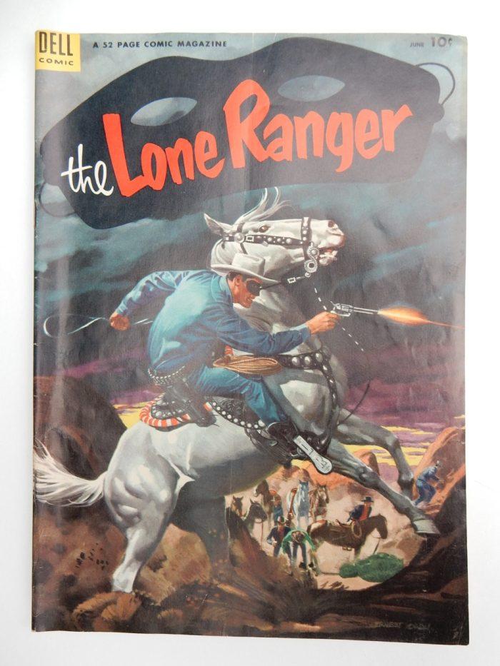 Lone Ranger #60