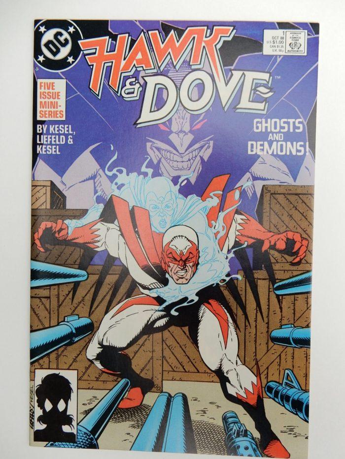 Hawk and Dove #1