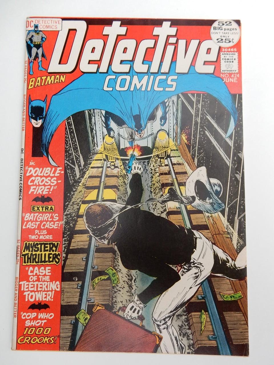 Detective Comics #424