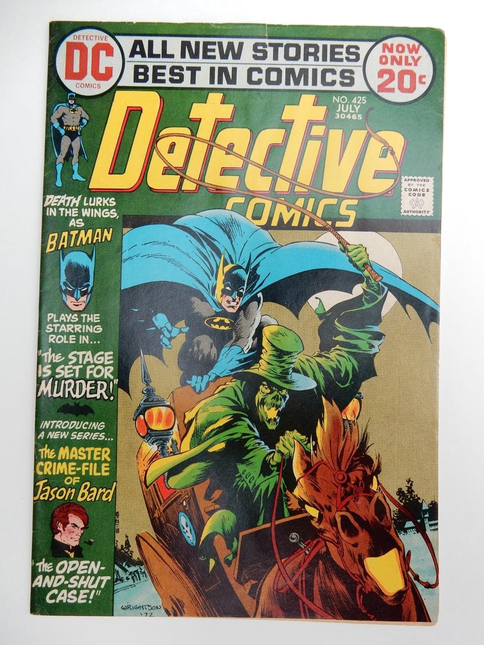 Detective Comics #425