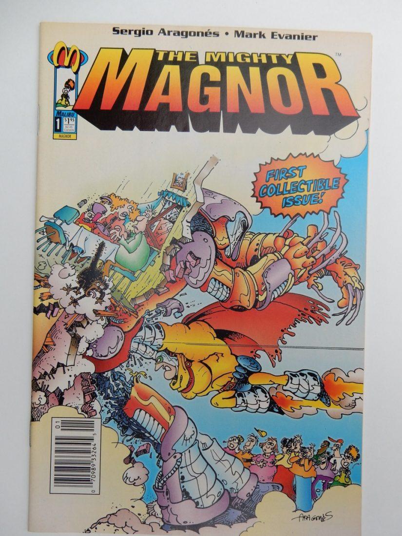 Mighty Magnor #1