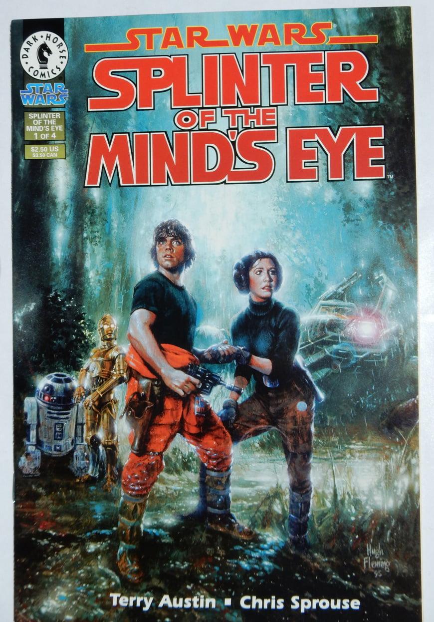 Star Wars: Splinter Of The Mind's Eye #1