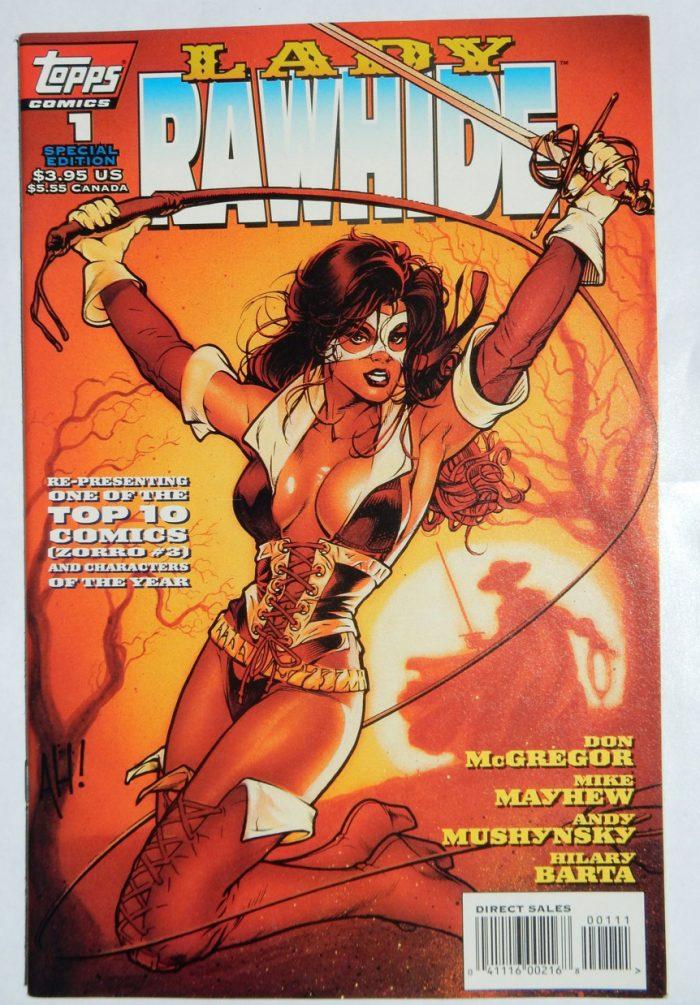Lady Rawhide #1