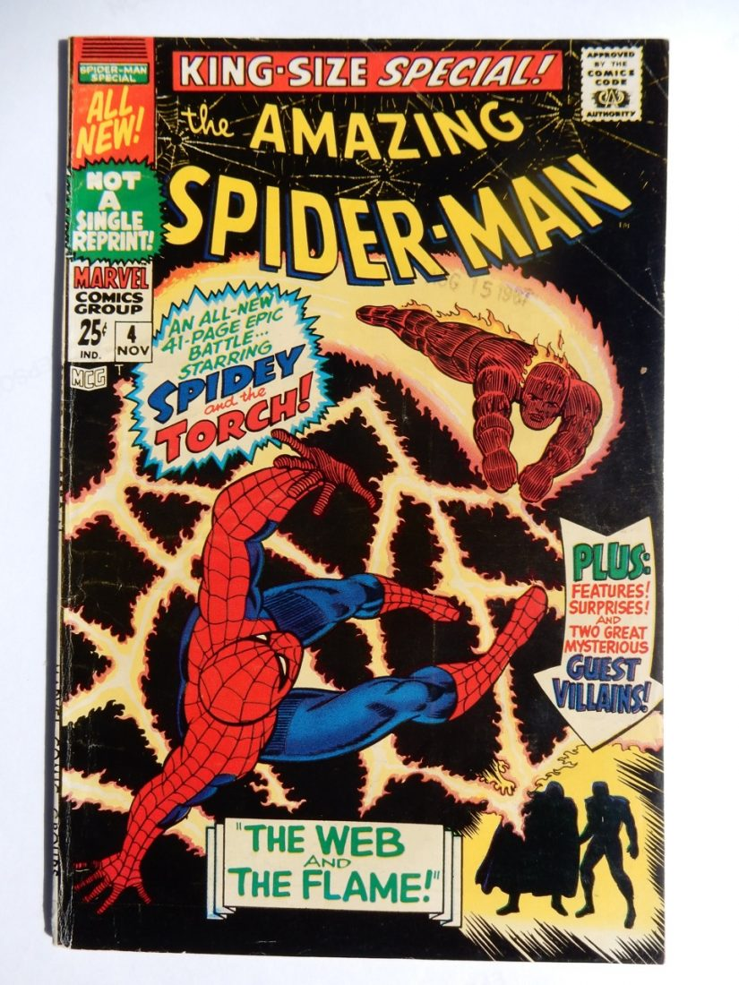 Amazing Spider-Man King-Sized Special #4
