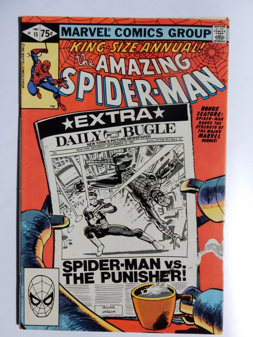 Amazing Spider-Man King-Sized Annual #15