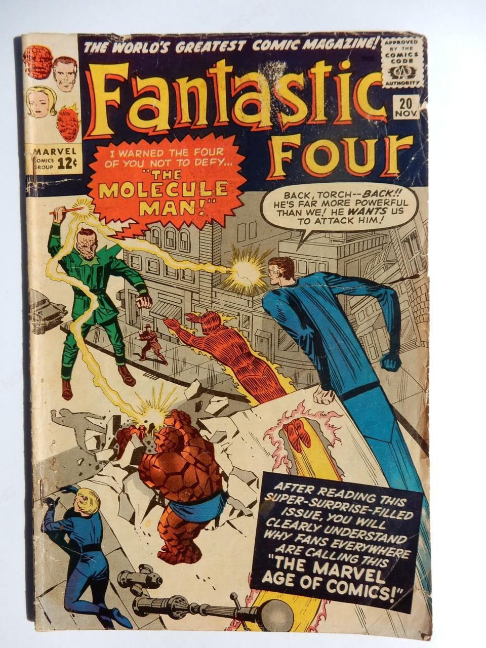 Fantastic Four #20