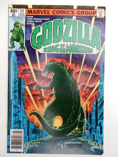 Godzilla #24