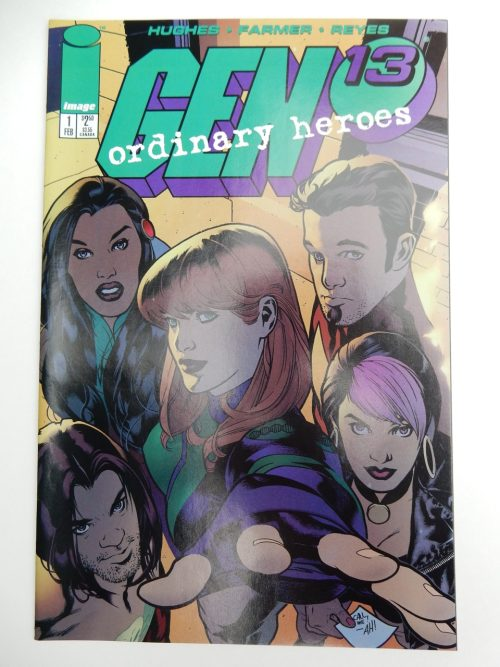 Gen 13 - Ordinary Heroes #1