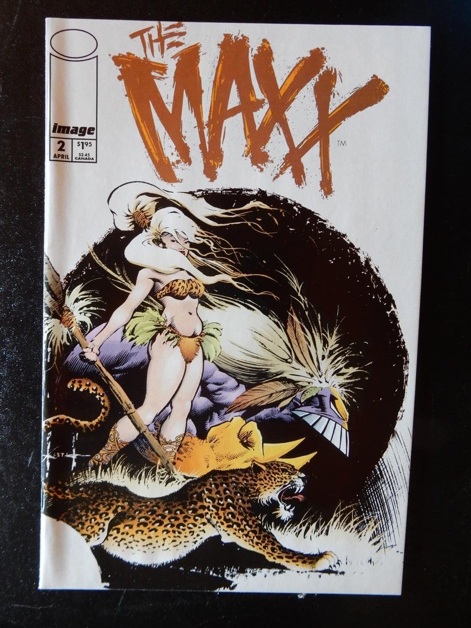 The Maxx #2 by Sam Keith