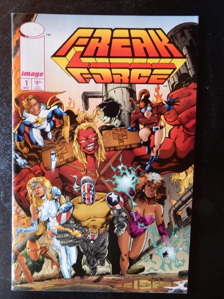 Freak Force #1