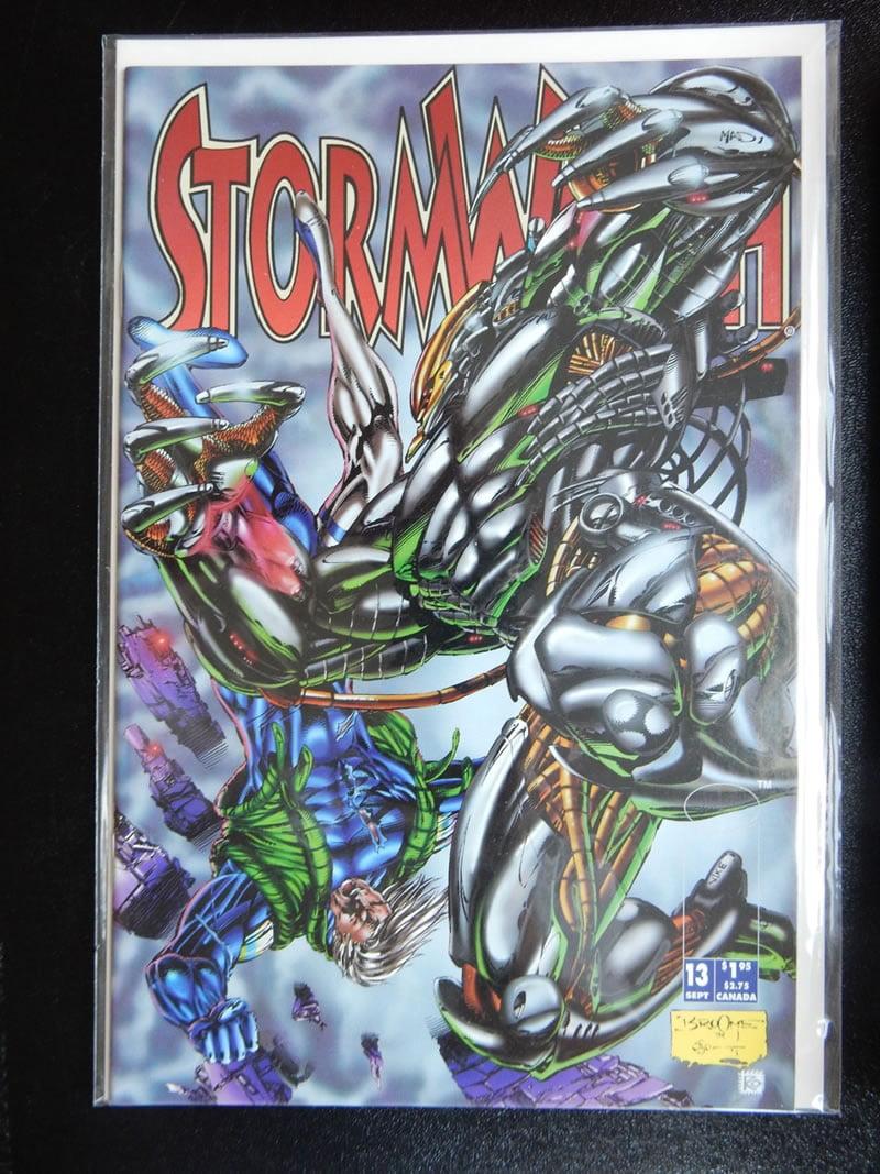Stormwatch 13
