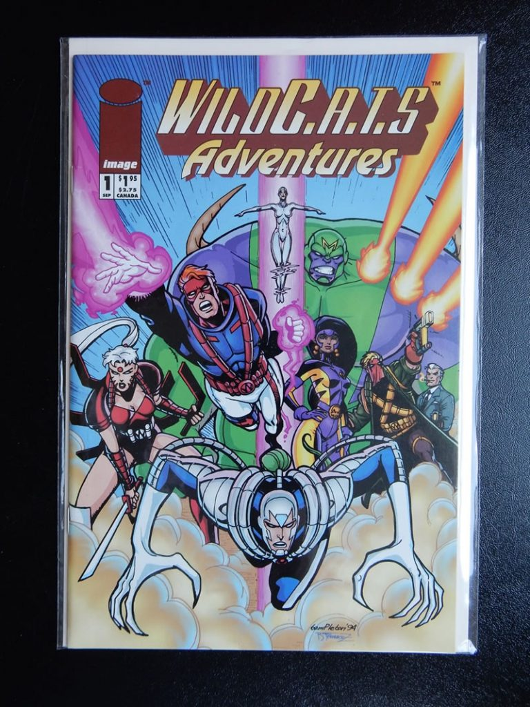 WildC.A.T.S. Adventures - Kids version of WildC.A.T.S.