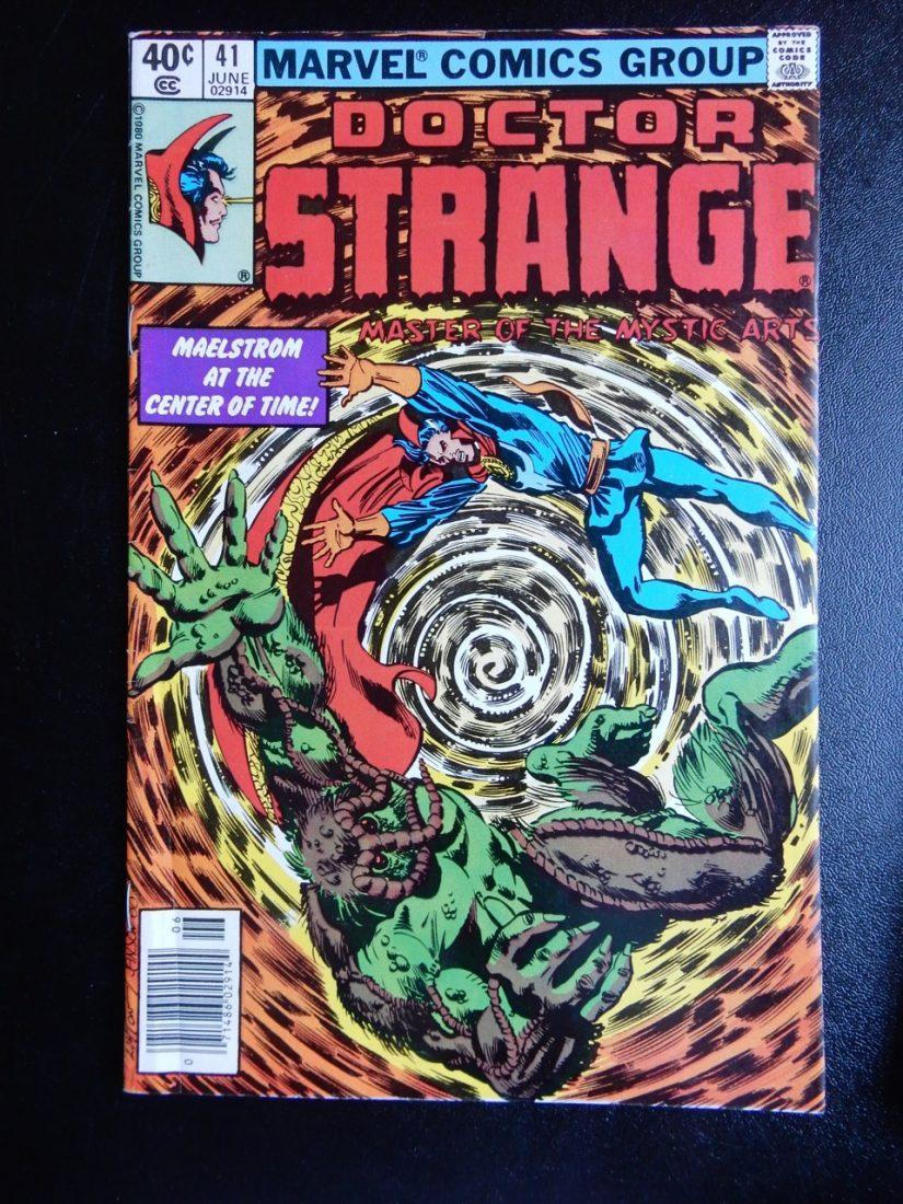 Doctor Strange #41 with Man-Thing