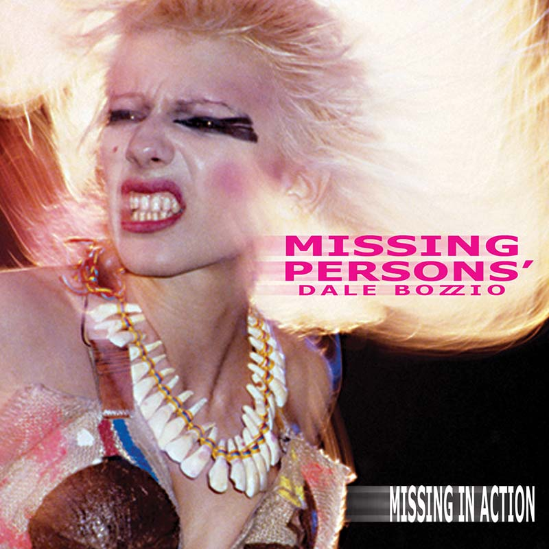 Missing Persons Pink Vinyl