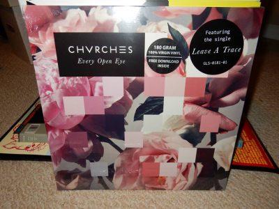 Chvrches - 180 Gram White Vinyl