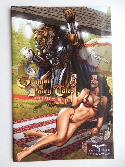 Grimm Fairy Tales - April Fools #2