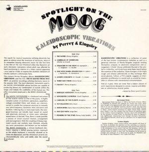 Spotlight on the Moog - back