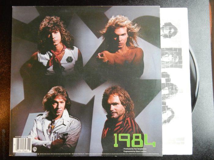 Van Halen - 1984 Vinyl