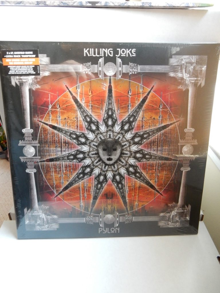 Killing Joke ‎– Pylon 2XLP Gatefold Vinyl