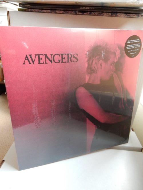 Avengers Pink Album