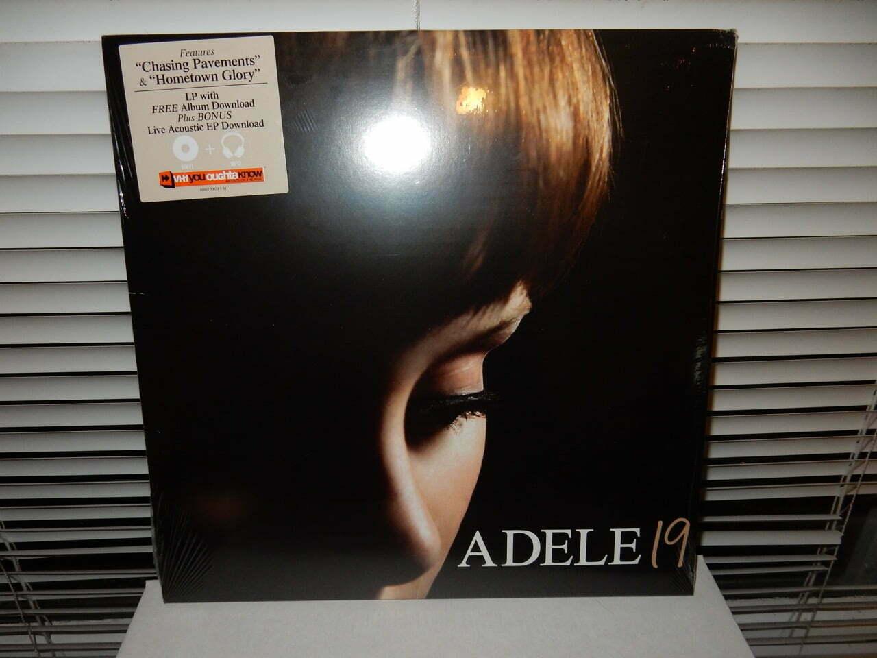 Adele 19 on vinyl