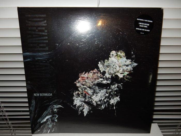 """Deafheaven """"New Bermuda"""" Deluxe 2XLP Vinyl Embossed"""