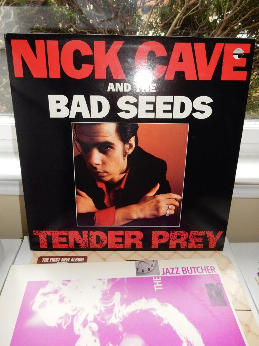 Nick Cave & The Bad Seeds – Tender Prey - Vinyl 1988
