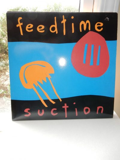 Feedtime - Suction - Vinyl LP 1989
