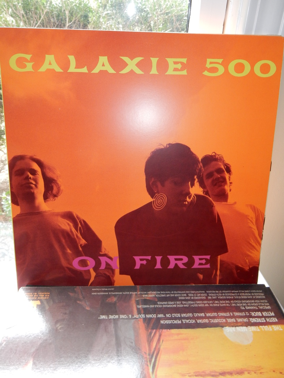 Galaxie 500 - On Fyre - Vinyl 1989 NM