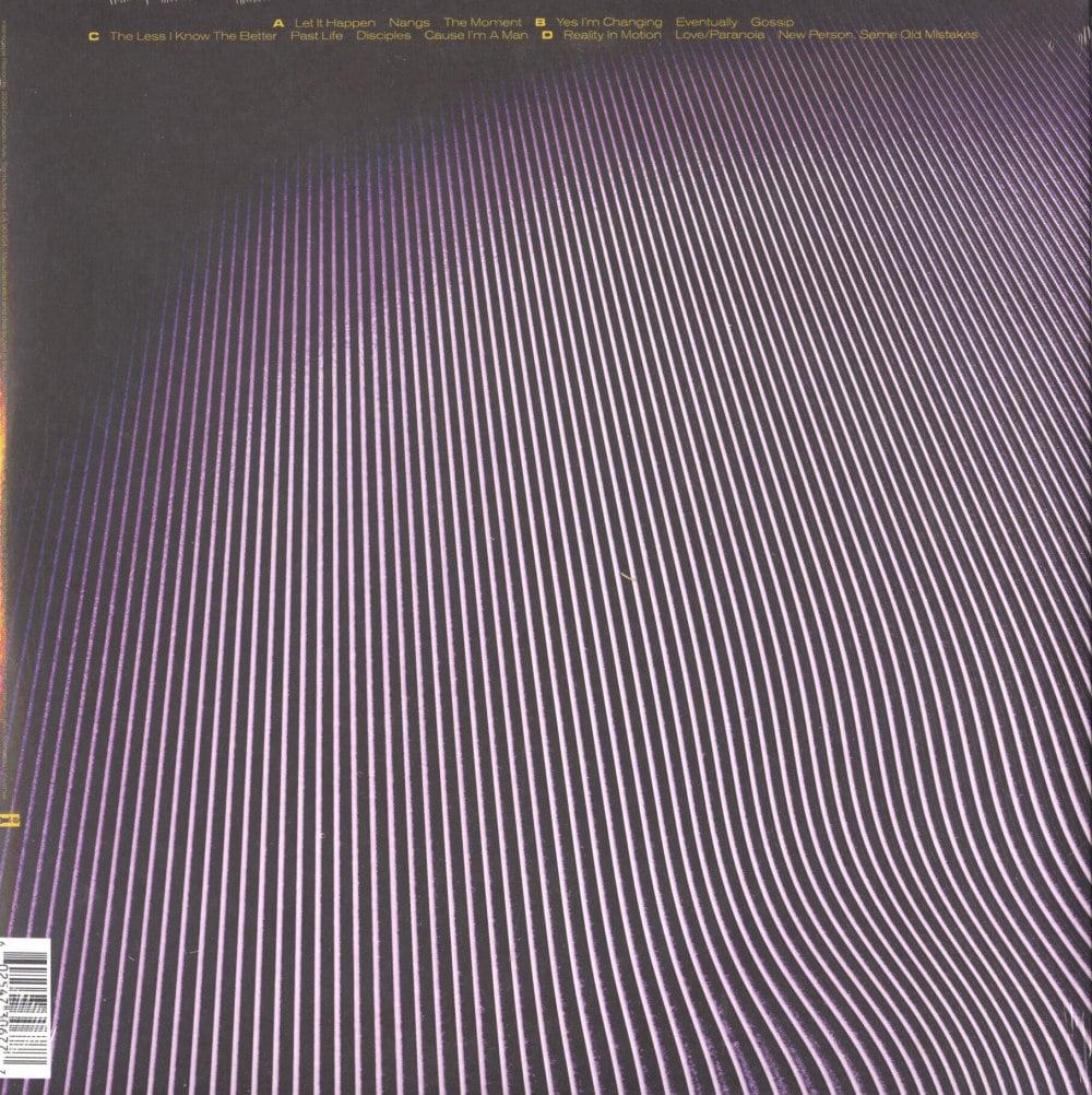 """Tame Impala """"Currents"""" 2XLP, Vinyl, Gatefold Jacket, Interscope Records, 2015"""