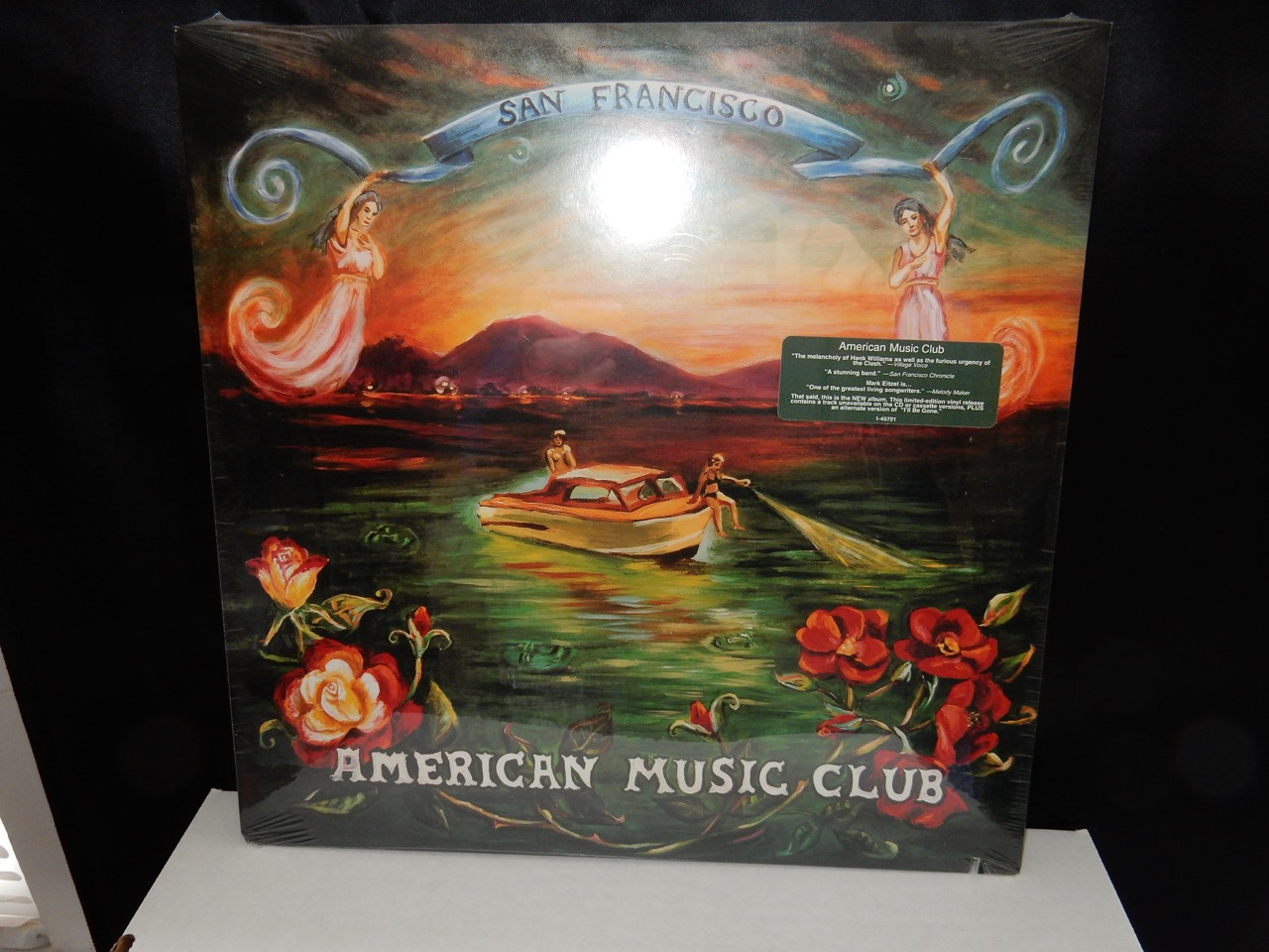 "American Music Club ‎""San Francisco"" Vinyl LP Sealed"