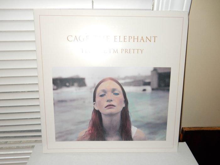 "Cage The Elephant ""Tell Me I'm Pretty"" 180 Gram Gatefold Vinyl LP"