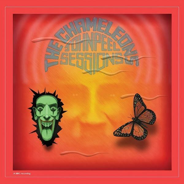 """The Chameleons """"John Peel Sessions"""" 2XLP Vinyl Gatefold"""