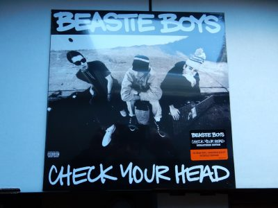 "Beastie Boys ""Check Your Head"" 2XLP Vinyl Gatefold Remastered"